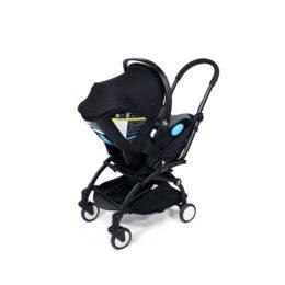 Clek Liing infant seat on the Baby Zen Yoyo+ stroller