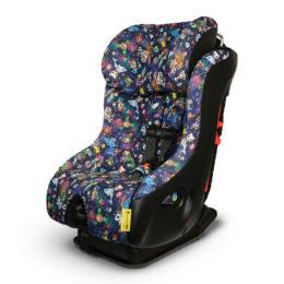 Clek Fllo Reef Rider Convertible Car Seat Tokidoki