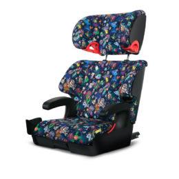 Clek Oobr High Back Booster Seat Reef Rider Tokidoki